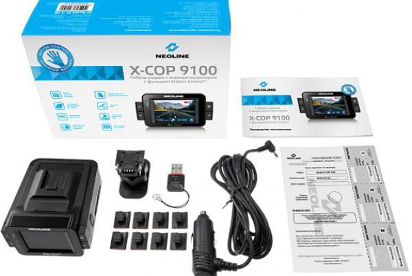 автомобильный видеорегистратор neoline x cop 9100 цены