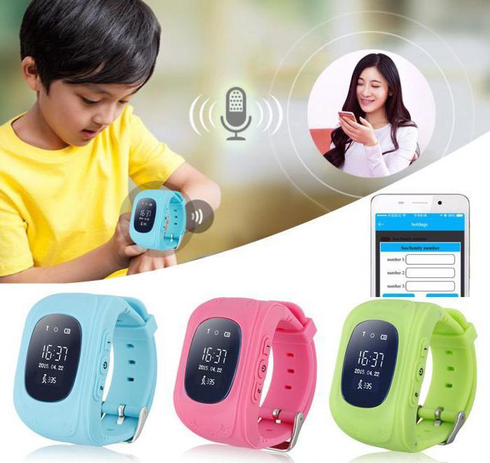 умные часы телефон для детей отзывы
