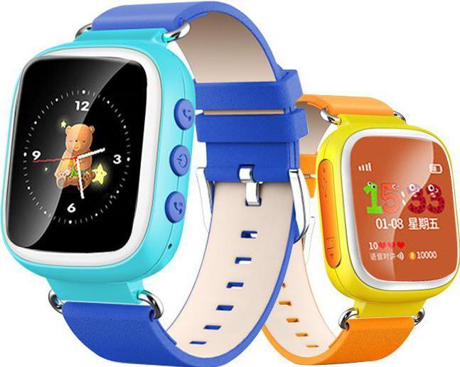 умные часы для детей с gps отзывы