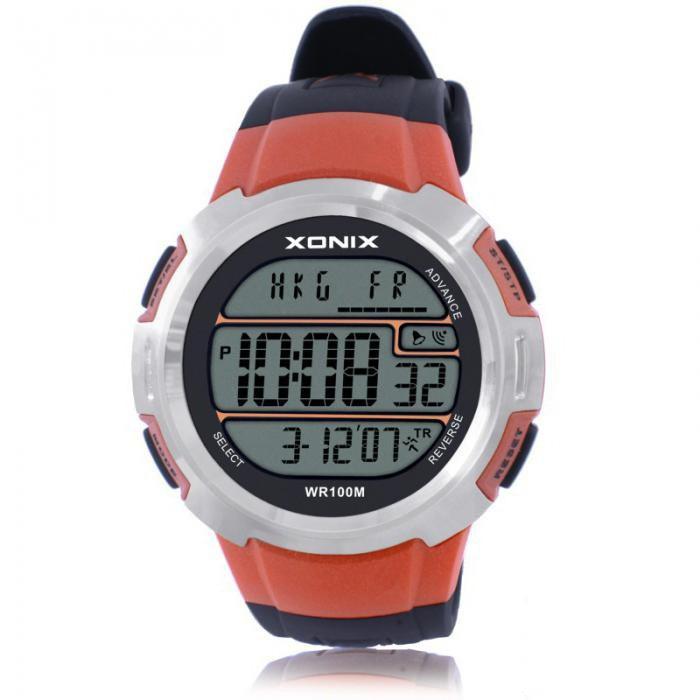 дешевые электронные часы наручные мужские