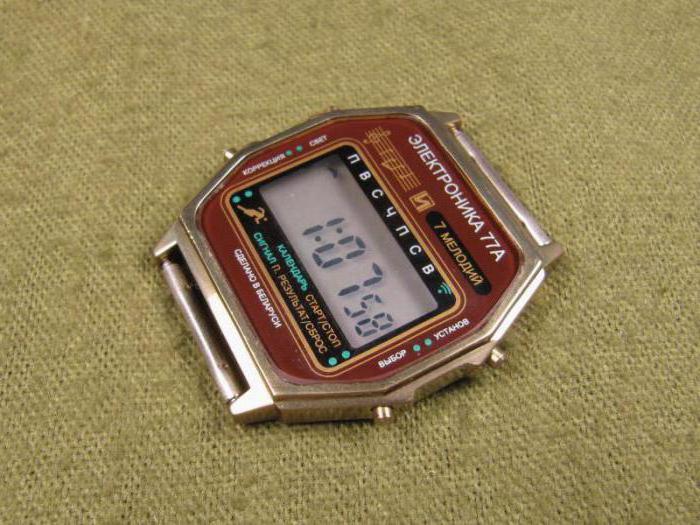 дешевые китайские электронные часы