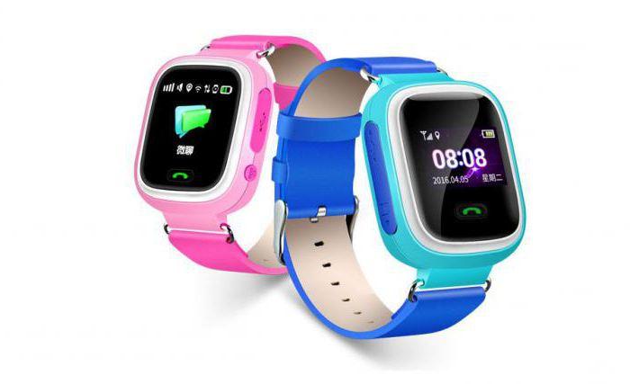 умные часы smart baby watch q80 отзывы
