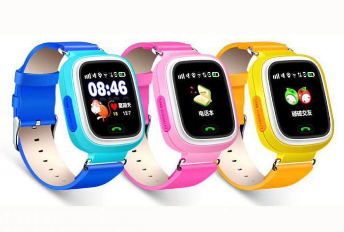 smart baby watch q80 отзывы