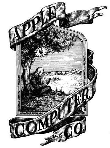 почему надкусанное яблоко у apple