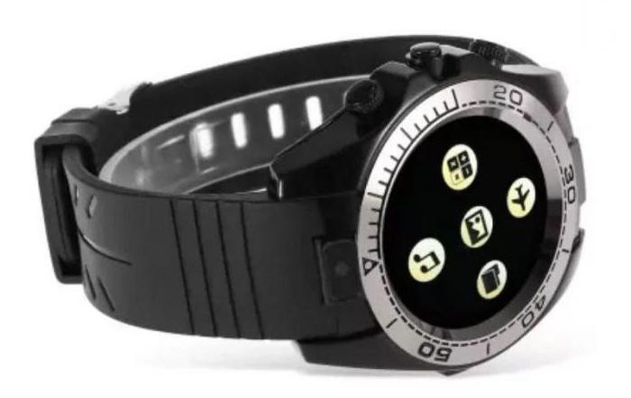smart watch sw007 обзор