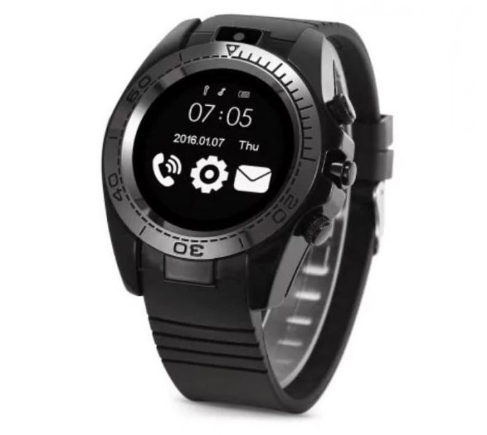 smart watch sw007 характеристики