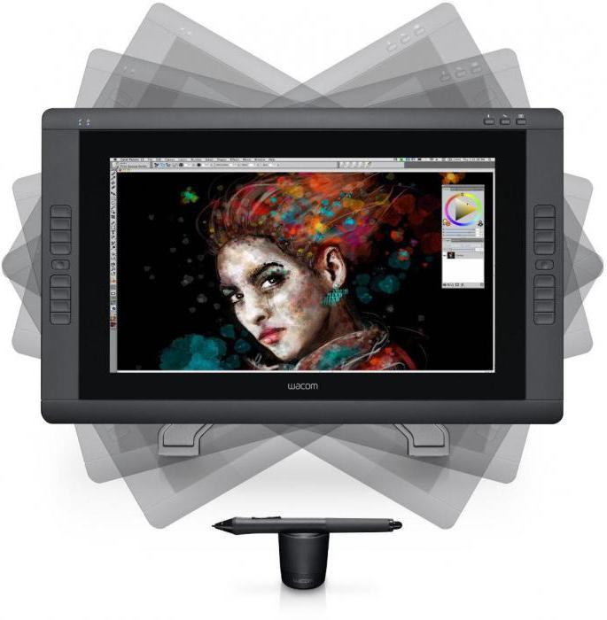 электронный графический планшет для рисования