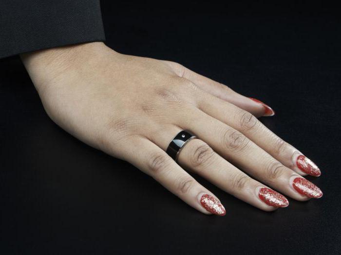 умное кольцо для телефона