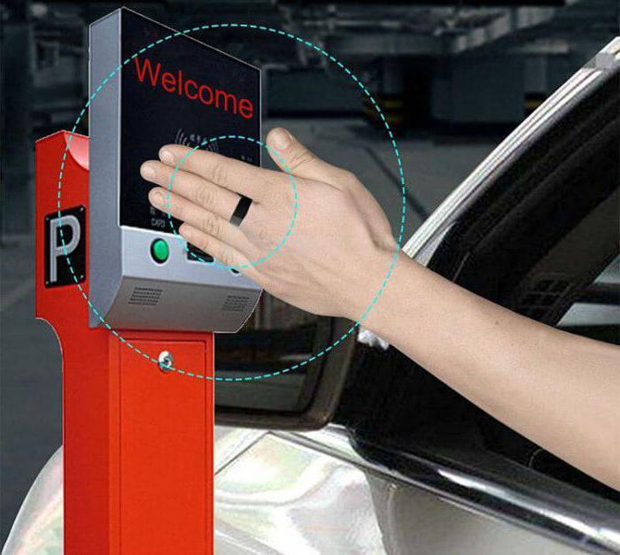 умное кольцо jakcom smart ring r3