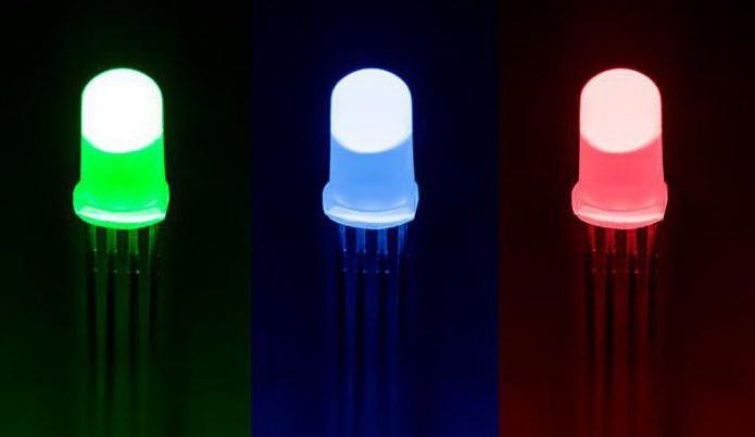 Клавиатура с RGB подсветкой