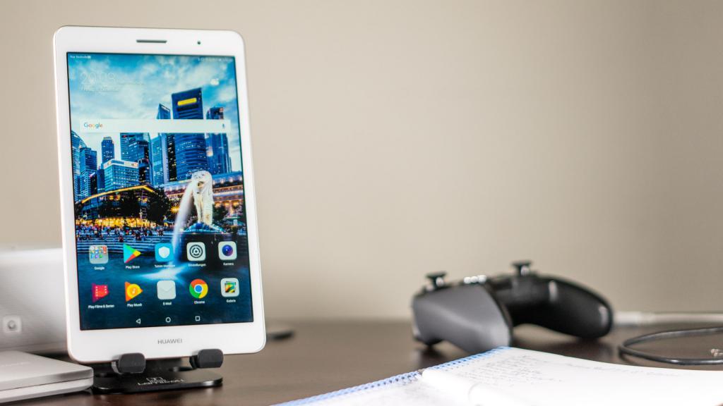 обзор планшета Huawei Mediapad T3 8.0