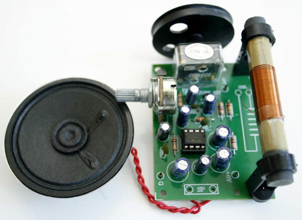 Радиоприемник своими руками