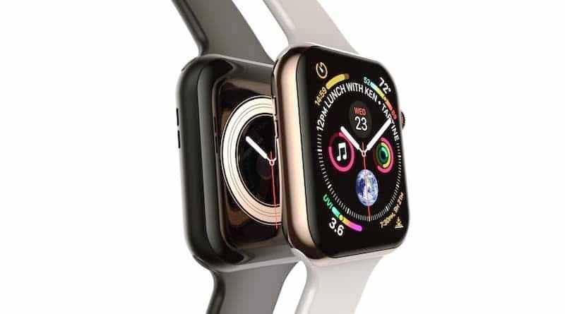 Оригинальный Apple Watch 2018 года