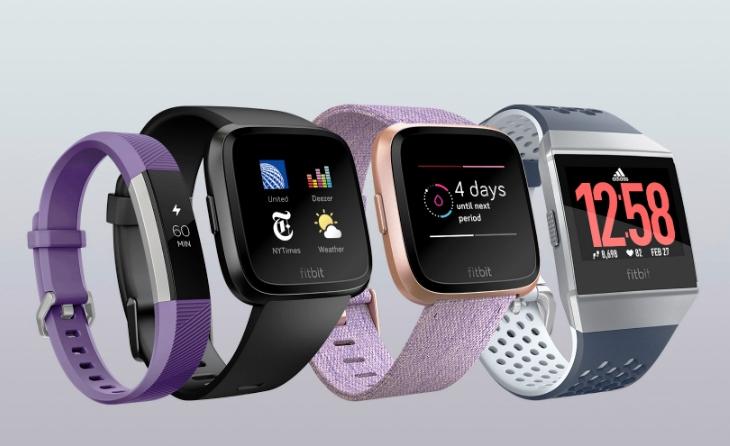 Функциональный Fitbit