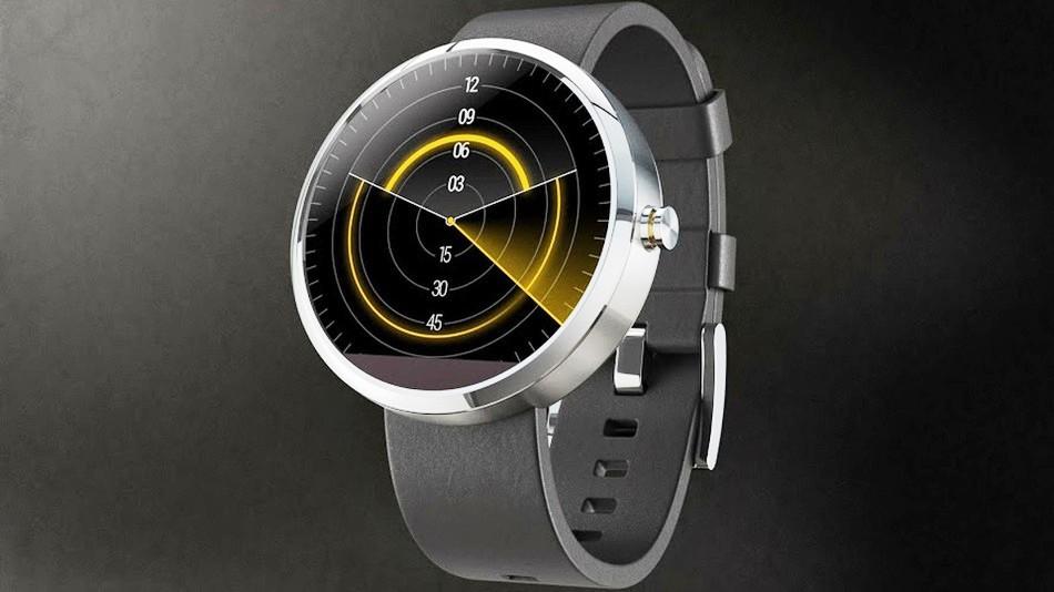 Минималистичный дизайн Motorola