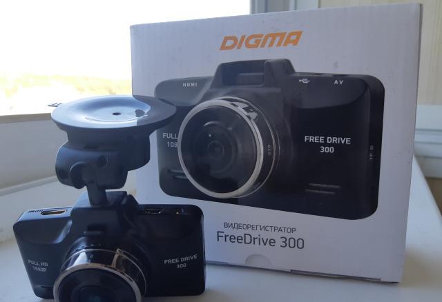 видеорегистратор digma freedrive 300 черный отзывы