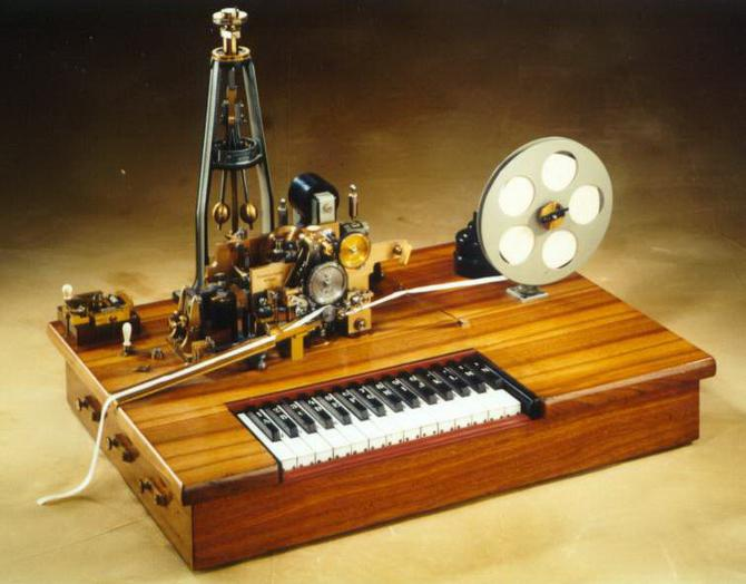 электромагнитный телеграф