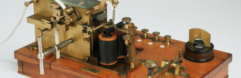 телеграфная связь характеристика