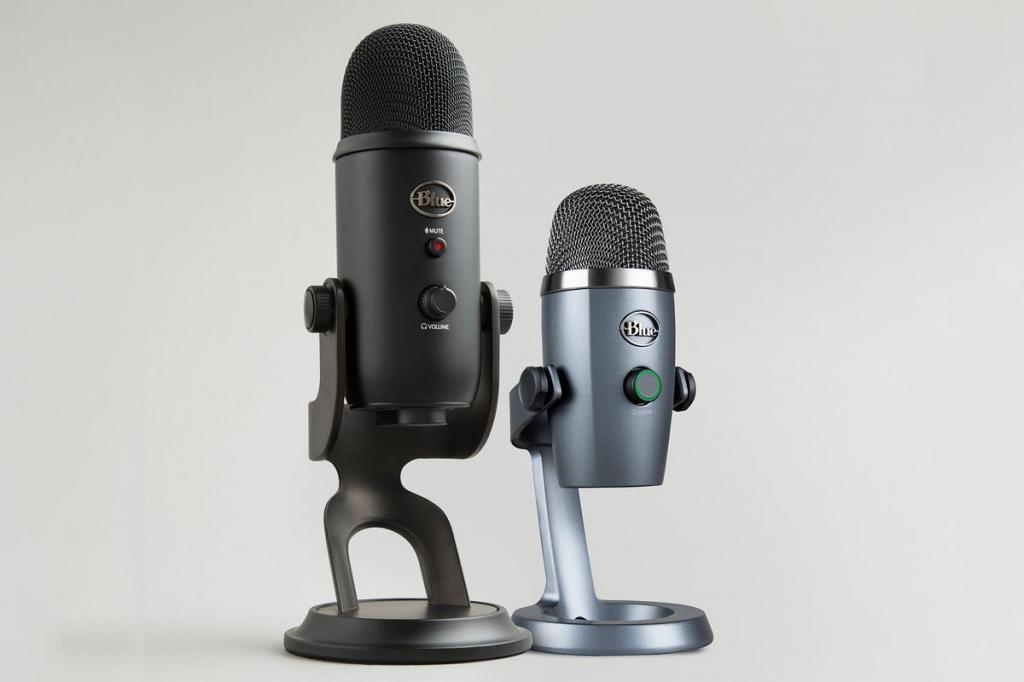 Стримерский микрофон