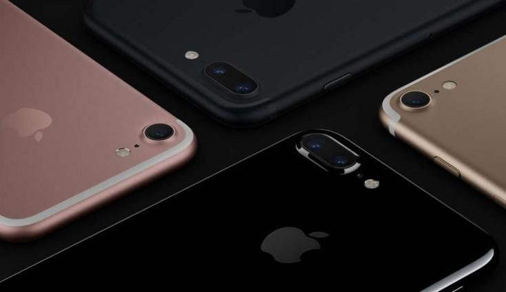 Запуск и включение iPhone 7