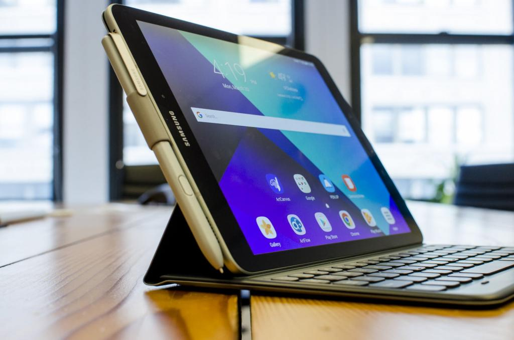 Samsung Galaxy Tab S3 отзывы