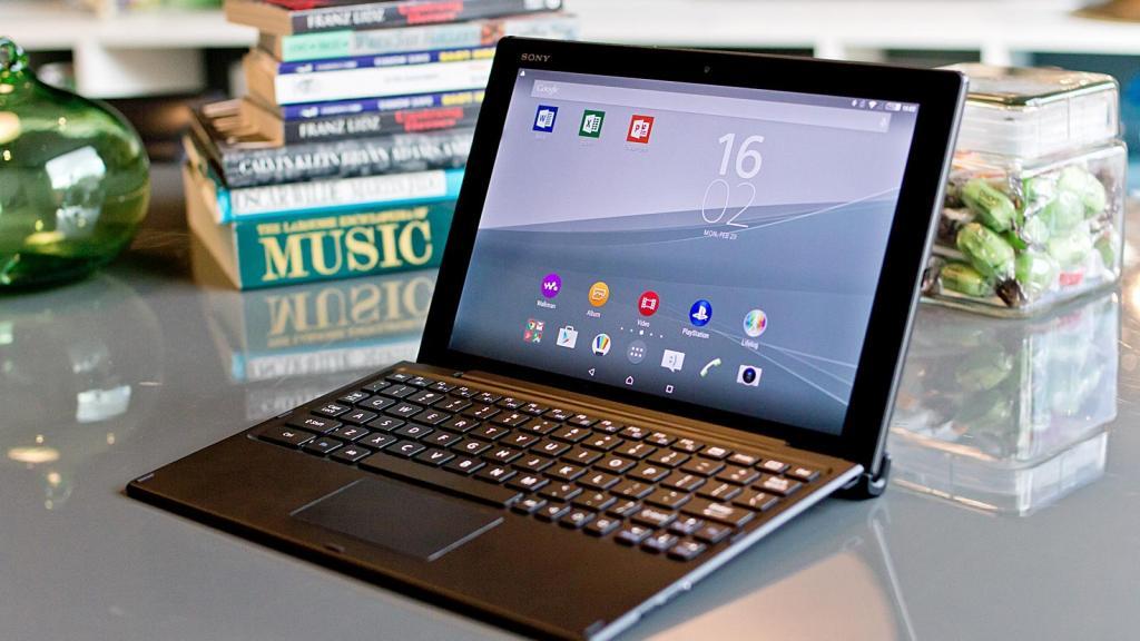 Sony Xperia Z4 Tablet отзывы