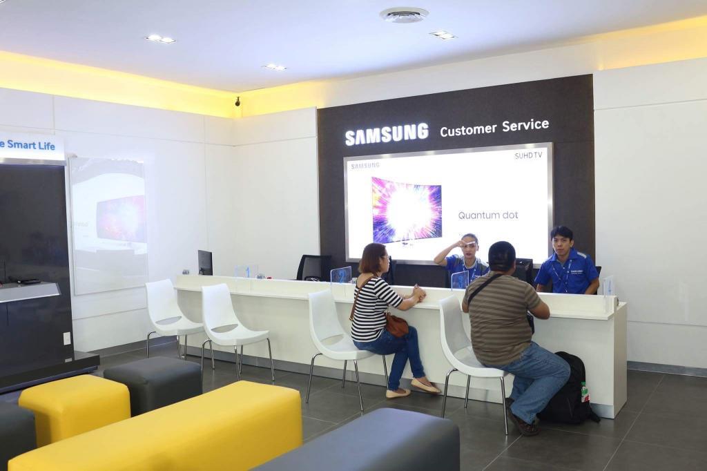 Авторизованный сервисный центр самсунг