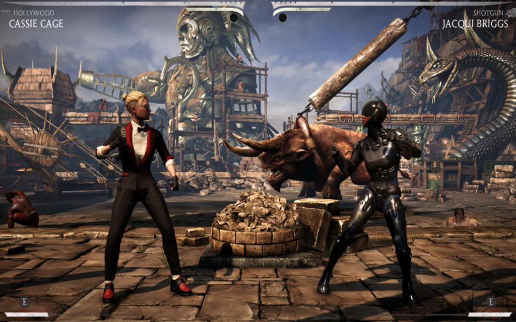 Mortal Combat X игра
