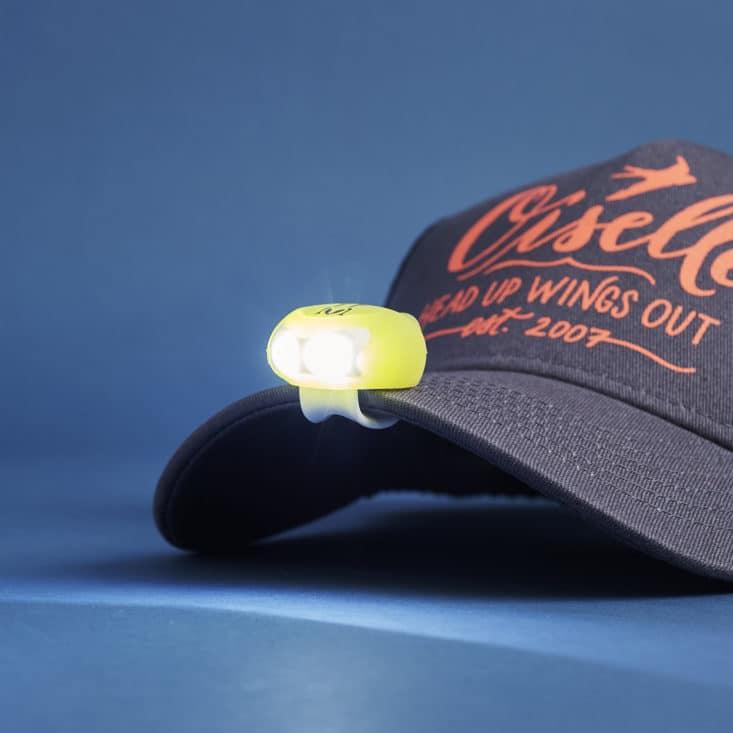Amphipod Swift-Clip Cap Light