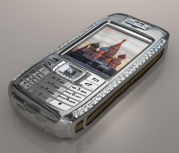 Diamond Crypto Smartphone крипто смартфон
