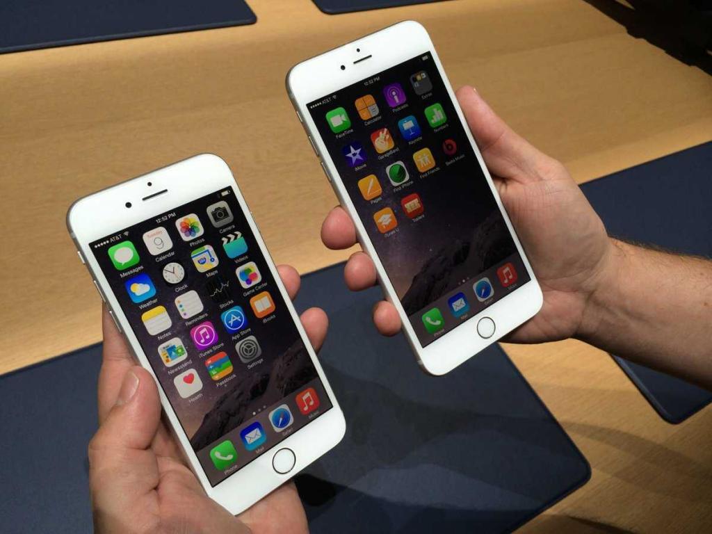 модель айфон 6