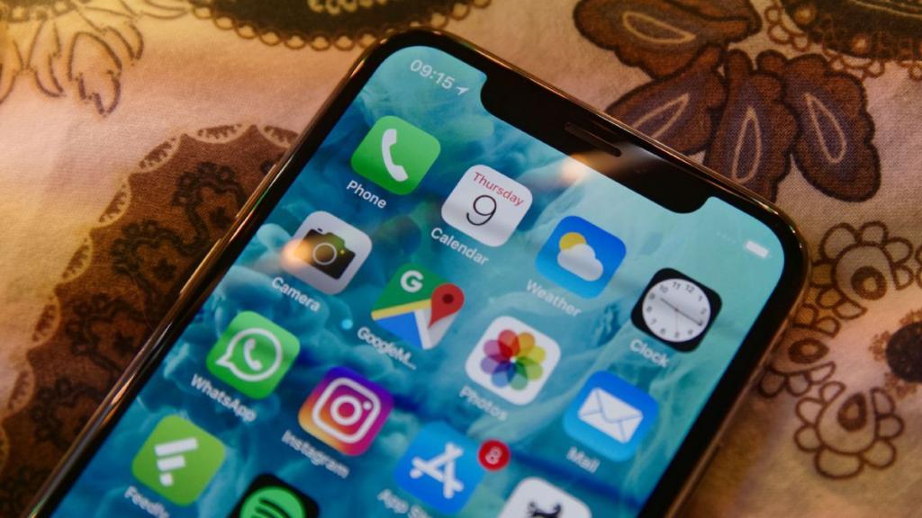 новый айфон фото
