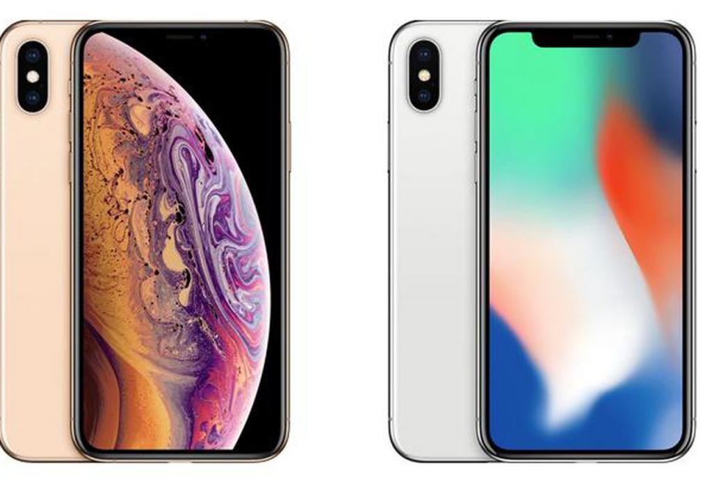 конкуренты айфон 10