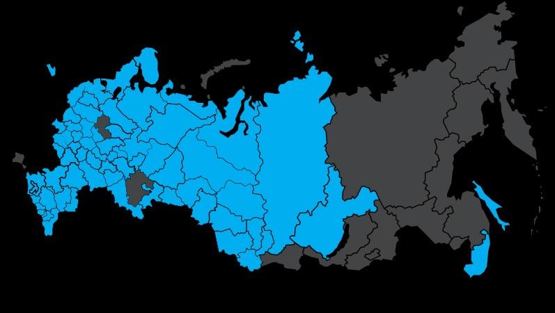 Каждый регион обладает своими особенными условиями