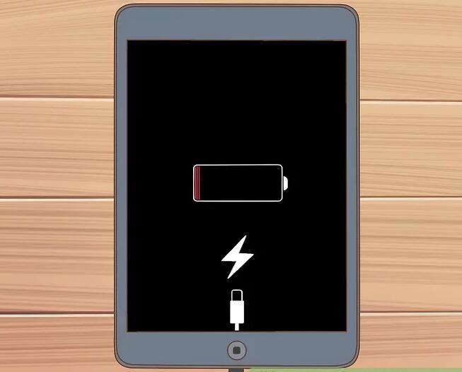 заряд планшета от USB