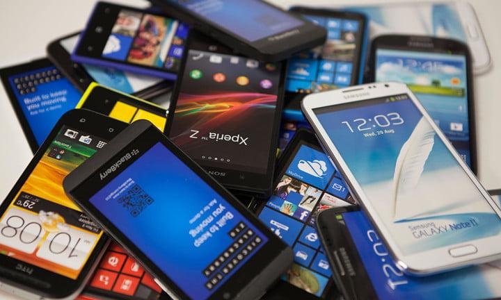 ядро мобильных телефонов