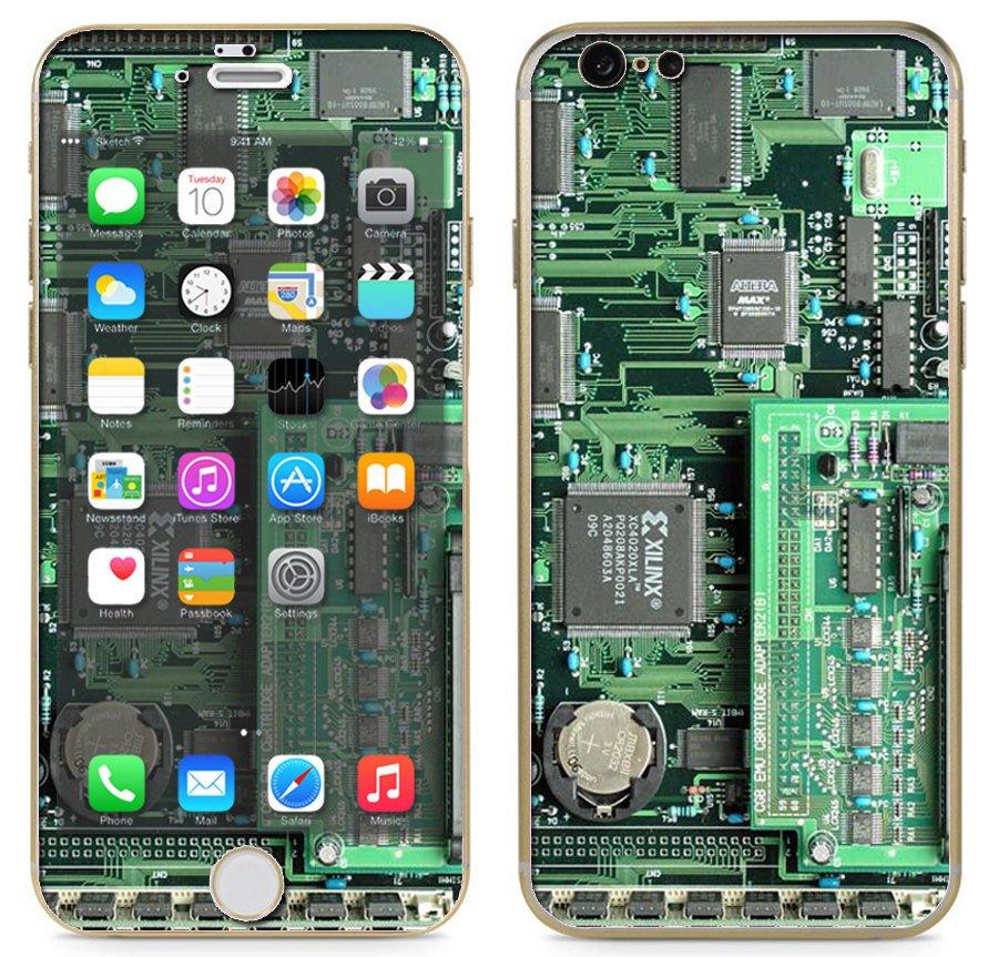 замена корпуса айфон