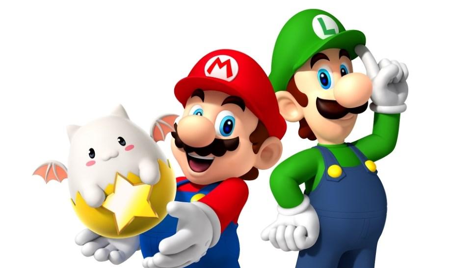 Марио и Луиджи.