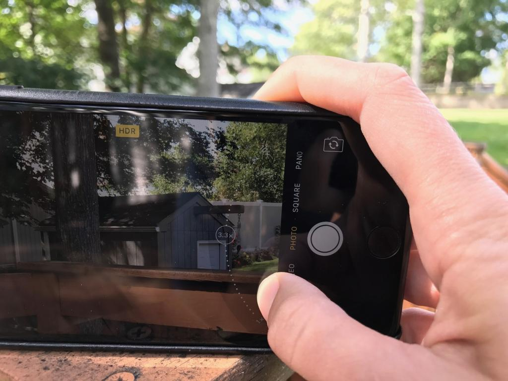 камера айфон 7 сравнение