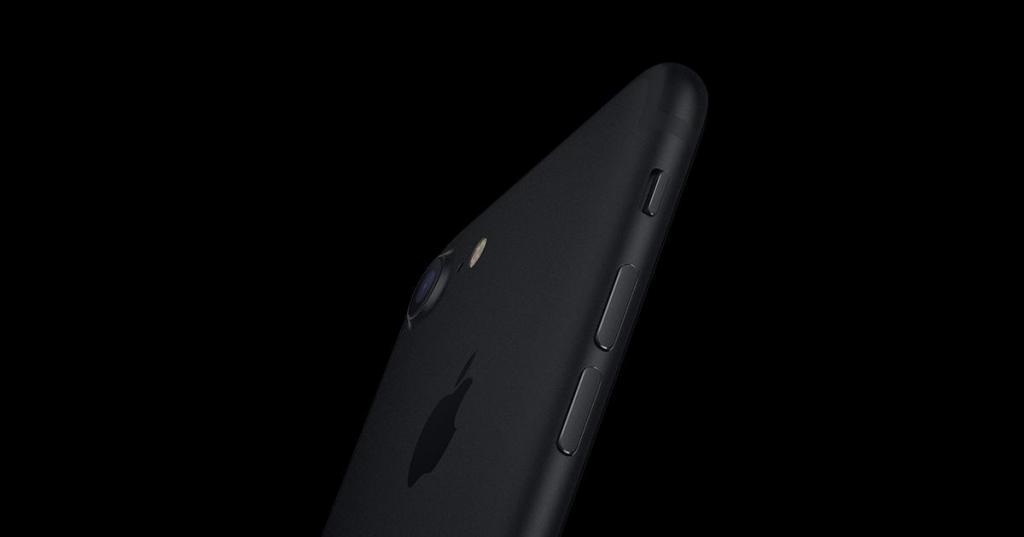 какая камера у айфона 7