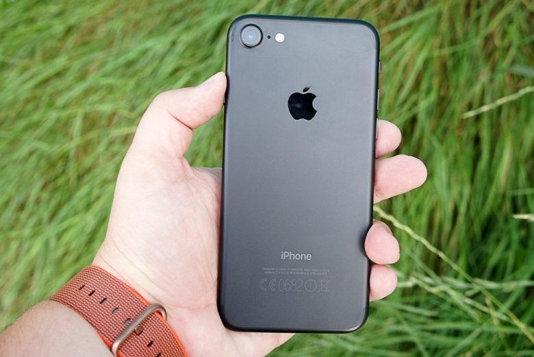 как отличить айфон 7 от восстановленного