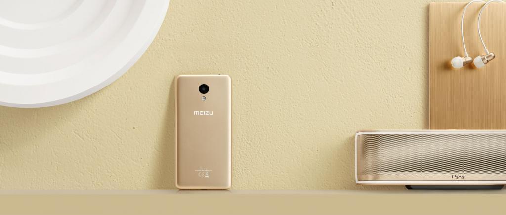 Meizu M5c – бюджетный смартфон