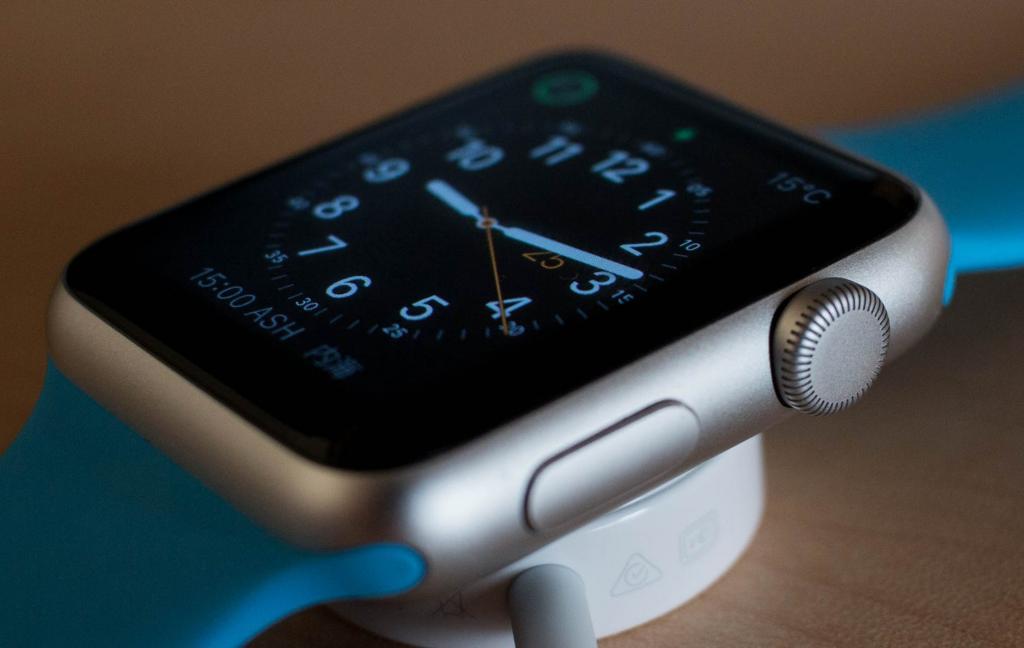 Циферблат Apple Watch