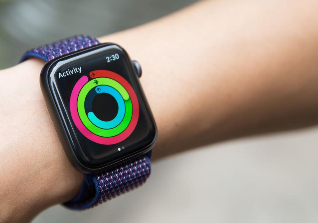 Достижения в Apple Watch