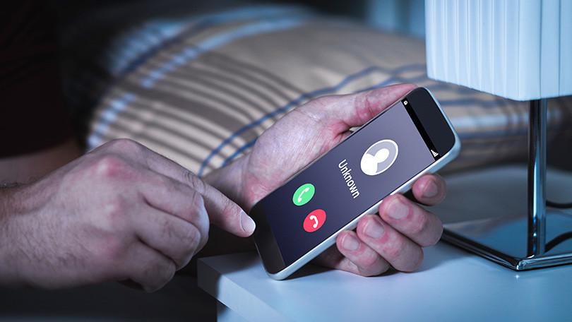 телефонные спам звонки