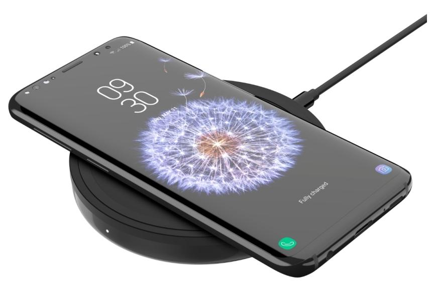 Зарядное устройство Qi