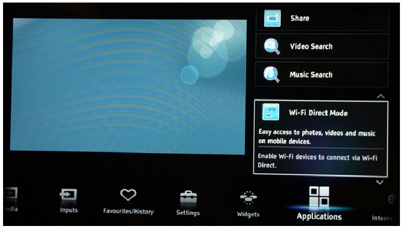 телефон к телевизору wi fi