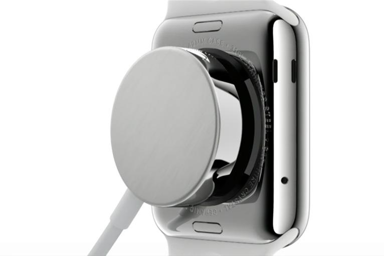 как заряжать apple watch 3