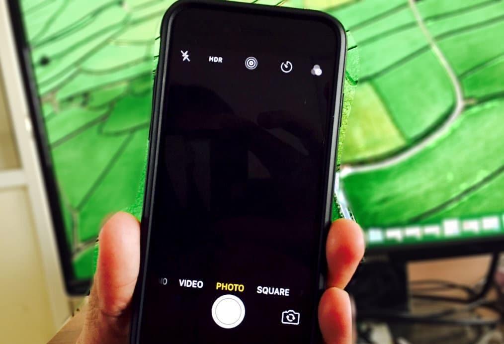 не работает камера на айфоне 5s