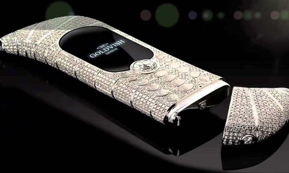 самый дорогой телефон в мире